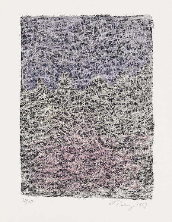 Mark Tobey - Komposition